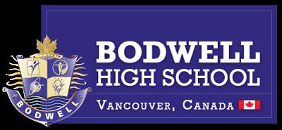 BODWELL HIGH SCHOOL - TRUNG HỌC CANADA