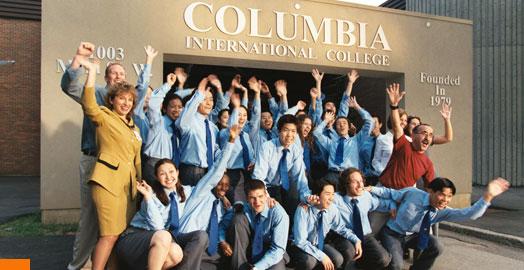 COLUMBIA INTERNATIONAL COLLEGE, CANADA
