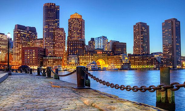 BOSTON - MASSACHUSETT