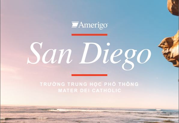 AMERIGO SAN DIEGO - MATER DEI CATHOLIC HIGH SCHOOL