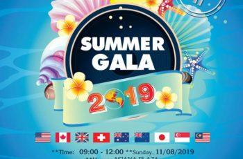 GALA SUMMER 2019