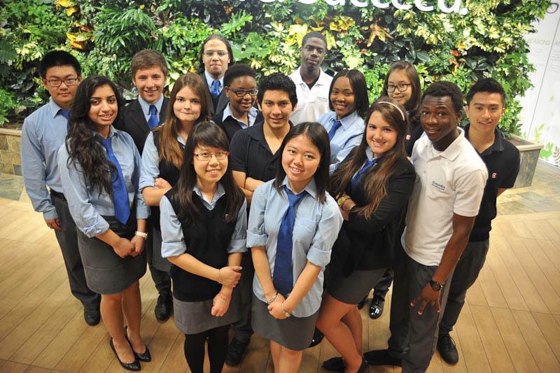 columbia international college