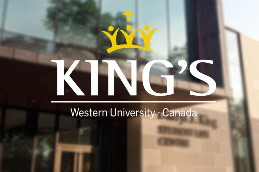 HỌC BỔNG 4 NĂM LIỀN, $33,000 CAD - $44,000 CAD, TOP 5 TRƯỜNG ĐẠI HỌC CANADA * KING'S COLLEGE – WESTERN UNIVERSITY