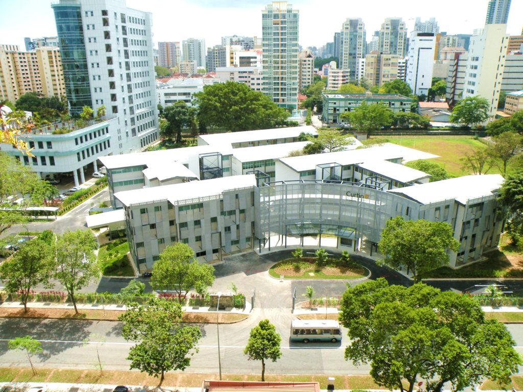 CURTIN SINGAPORE – START YOUR JOURNEY