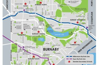 BURNABY SCHOOL DISTRICT 41 – HỌC TẬP THÀNH CÔNG, TRẢI NGHIỆM CANADA