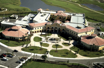 UNIVERSITY OF CENTRAL FLORIDA - ĐẠI HỌC LỚN THỨ II TẠI HOA KỲ